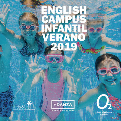 English Campus Infantil Verano 2019